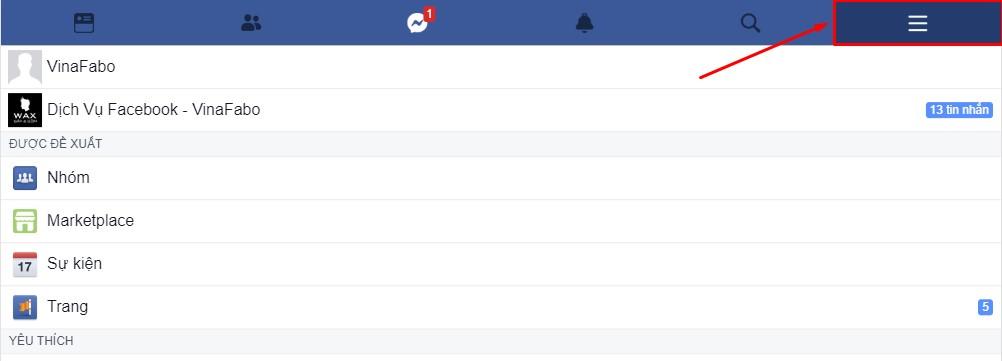 Cách xóa tài khoản Facebook trên điện thoại