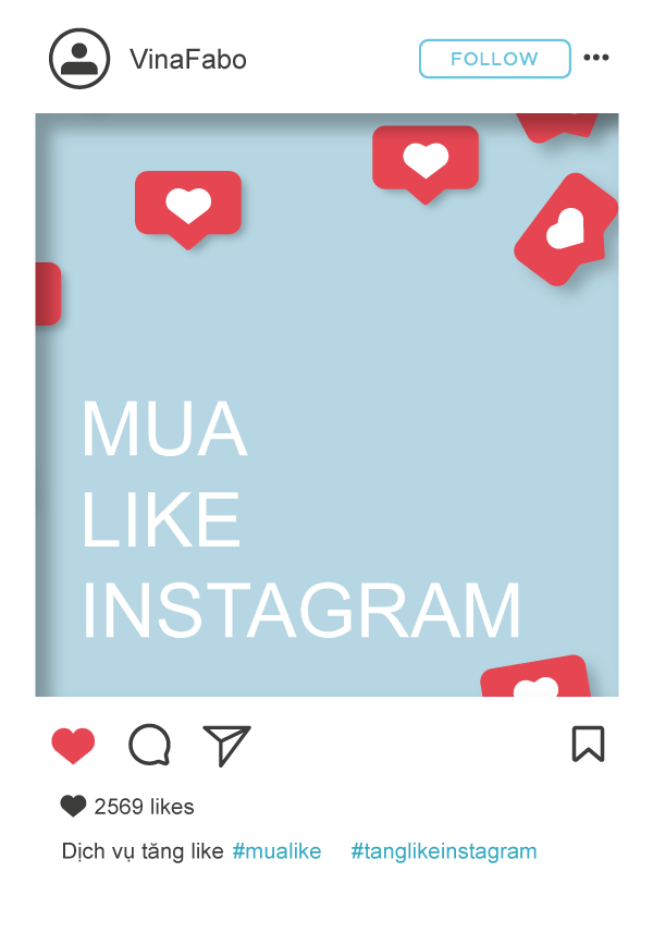 Mua Like Instagram giá rẻ uy tín